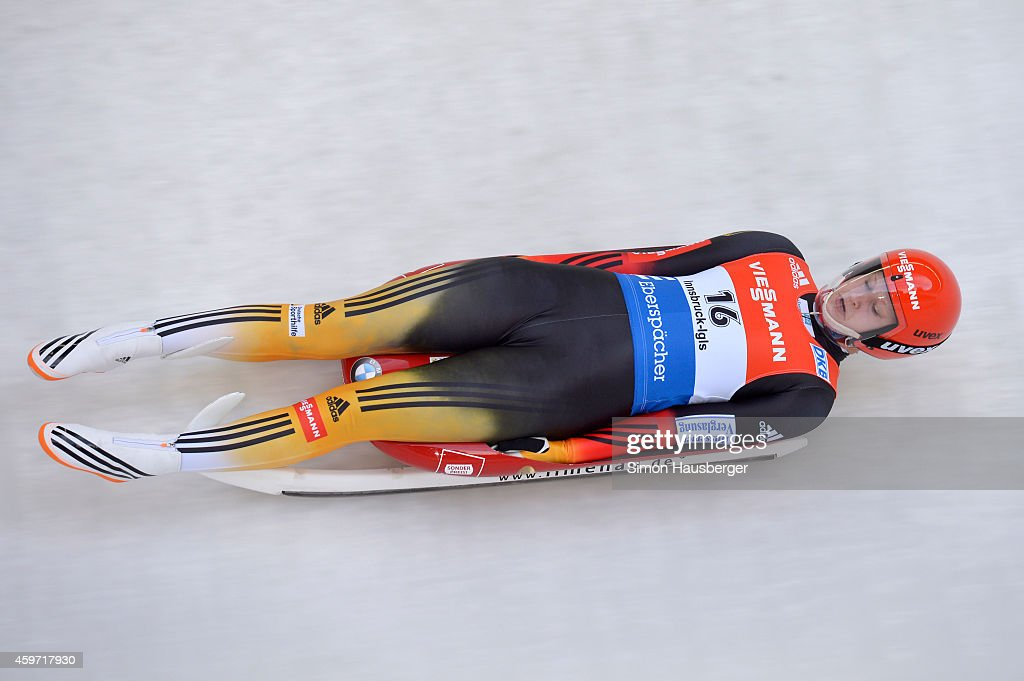 Viessmann Luge World Cup Innsbruck - Day 1