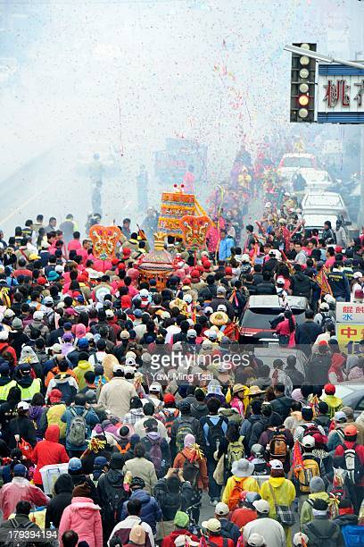 Dajia Jenn Lann Palace Mazu pilgrimage is recognized as one of the three biggest religious events in the world. And it was enrolled in the list of...