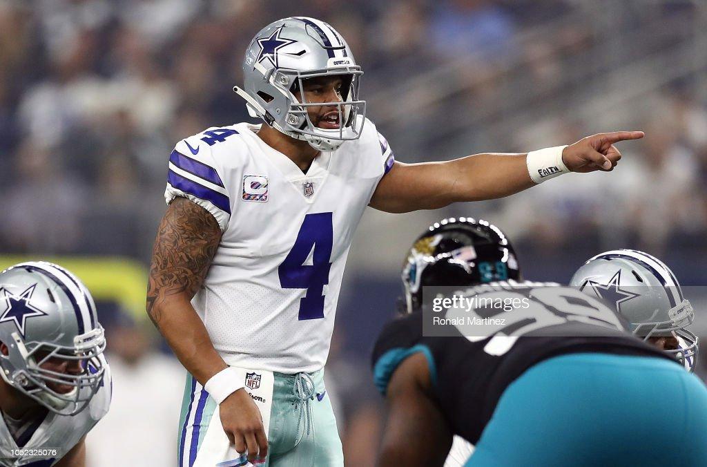 Jacksonville Jaguars v Dallas Cowboys : News Photo