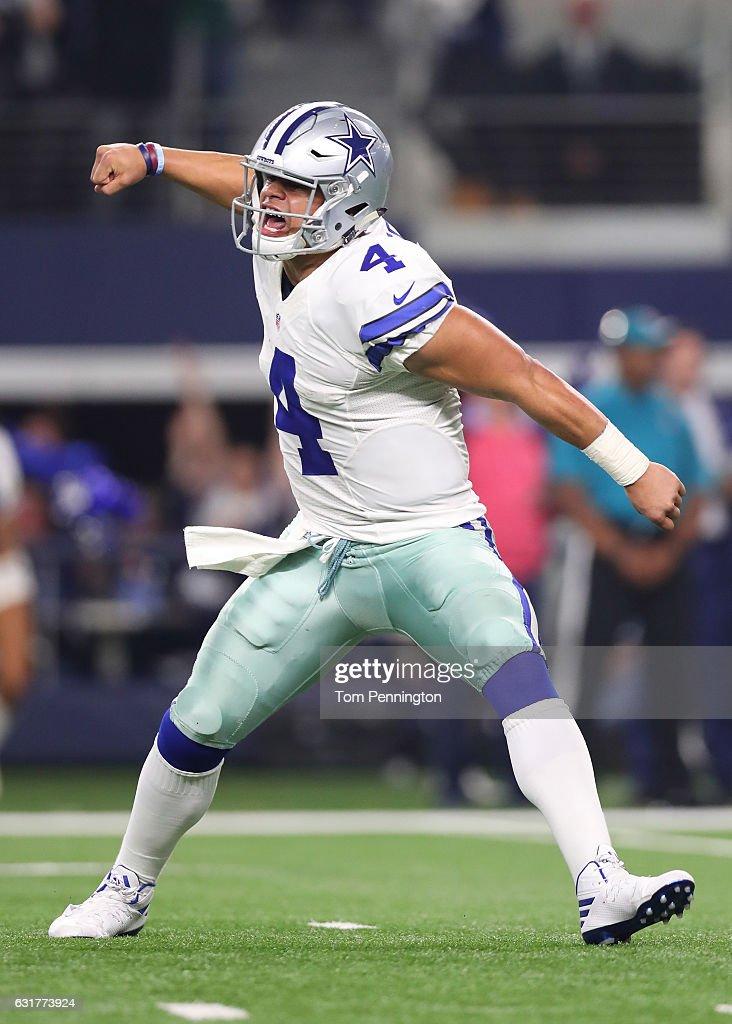 Divisional Round - Green Bay Packers v Dallas Cowboys : Nachrichtenfoto