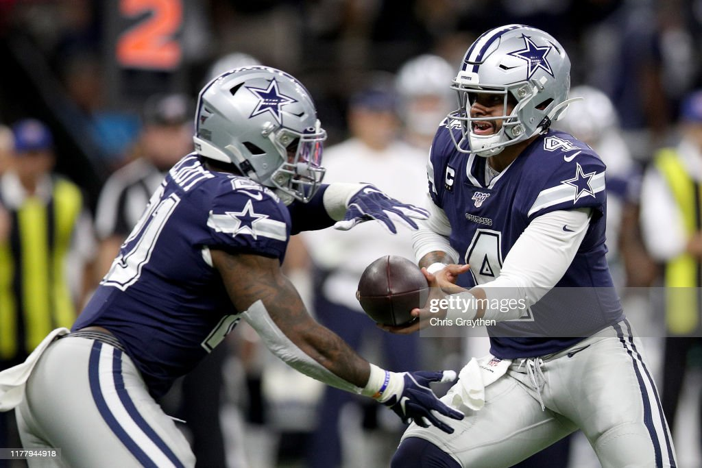 Dallas Cowboys v New Orleans Saints : News Photo
