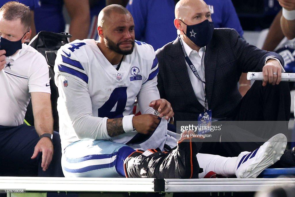 New York Giants v Dallas Cowboys : ニュース写真