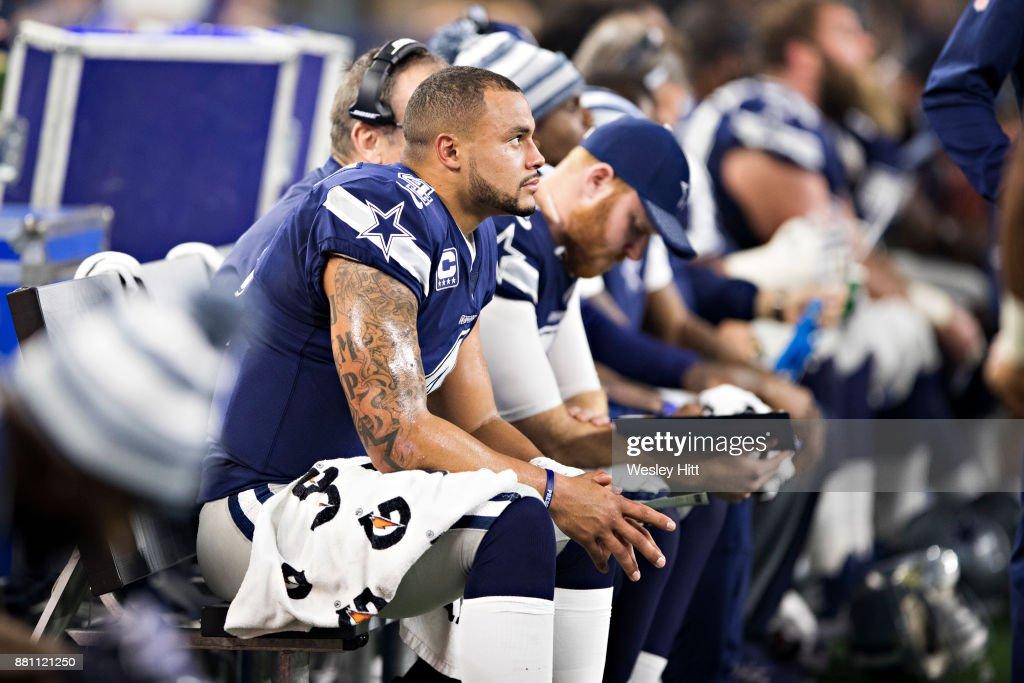 Los Angeles Chargers v Dallas Cowboys : News Photo