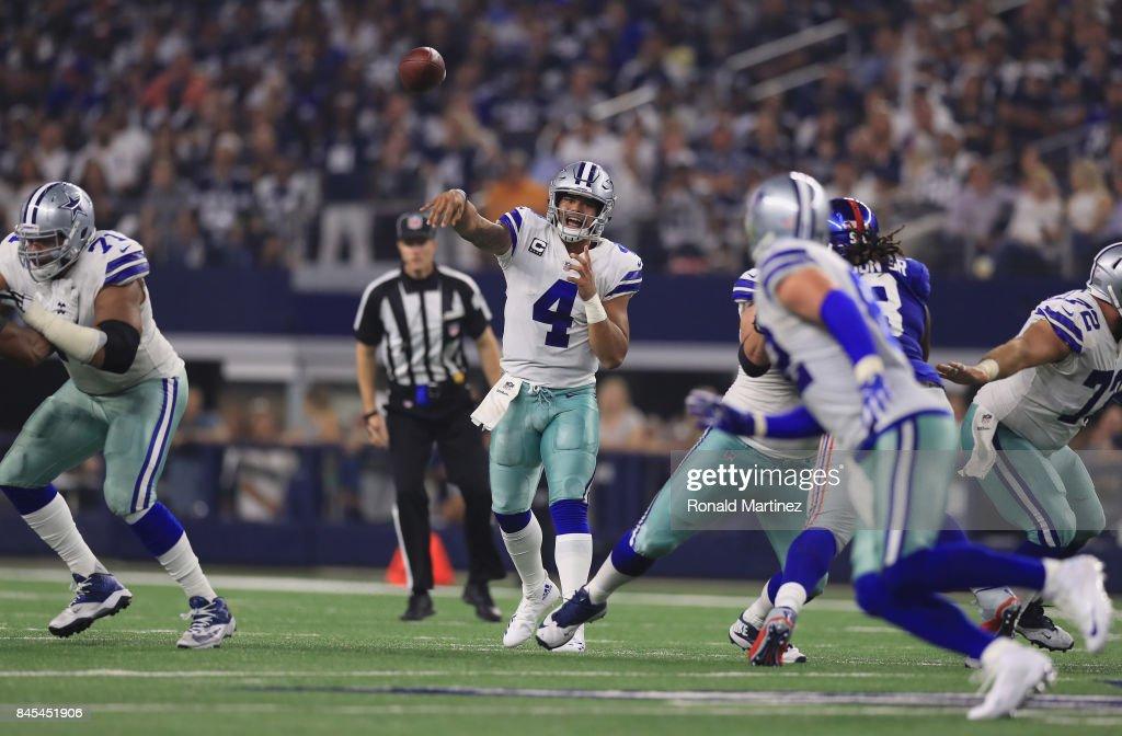 New York Giants vsDallas Cowboys : News Photo
