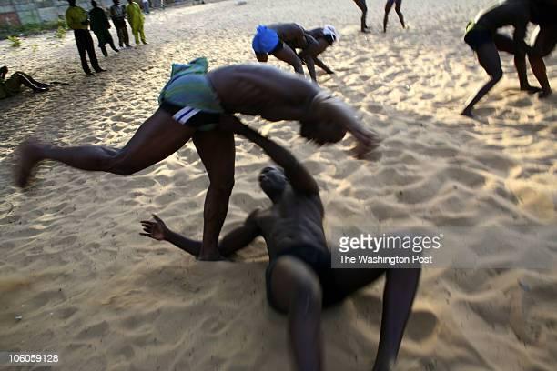 Dakar, Senegal FO/DAKARFODAKAR Dakar, Senegal Lamine Mane is the breadwinner for his extended family who live in the low income Fass district of...