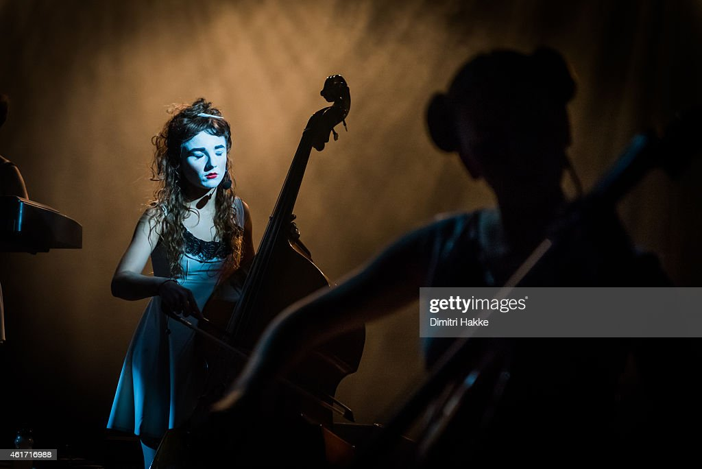 Eurosonic Festival 2015 In Groningen - Day 2 : News Photo