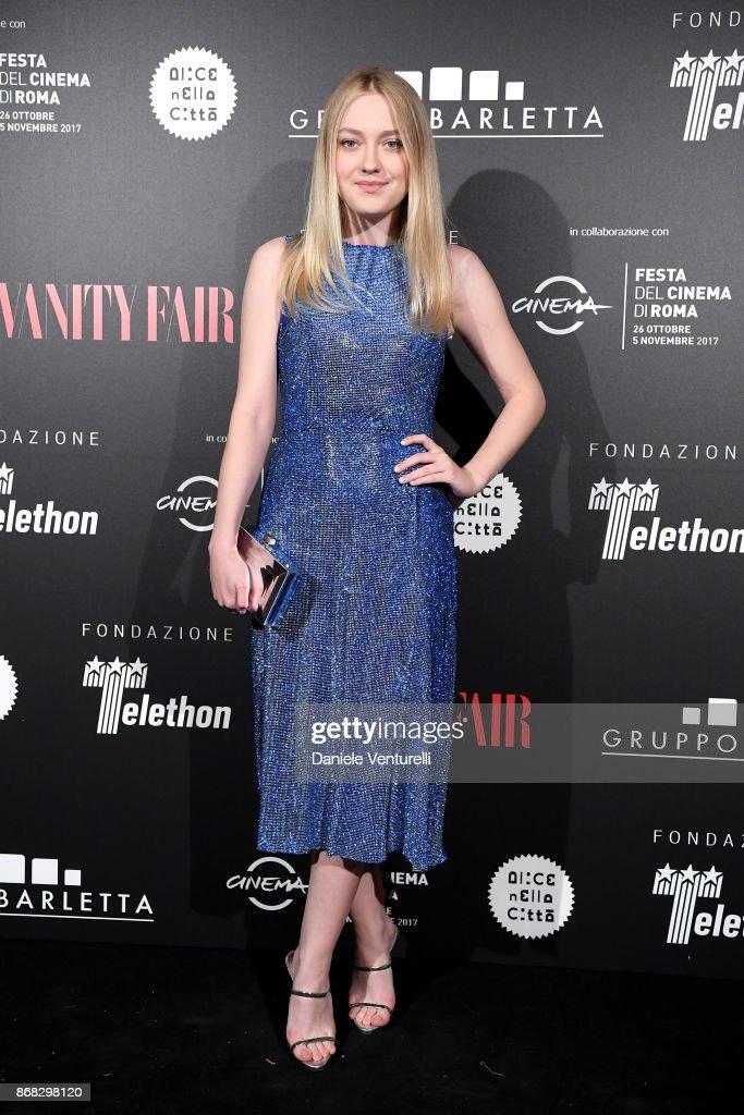 Telethon Gala - 12th Rome Film Fest : News Photo