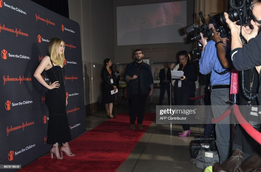 US-ENTERTAINMENT-SAVE THE CHILDREN-GALA : News Photo