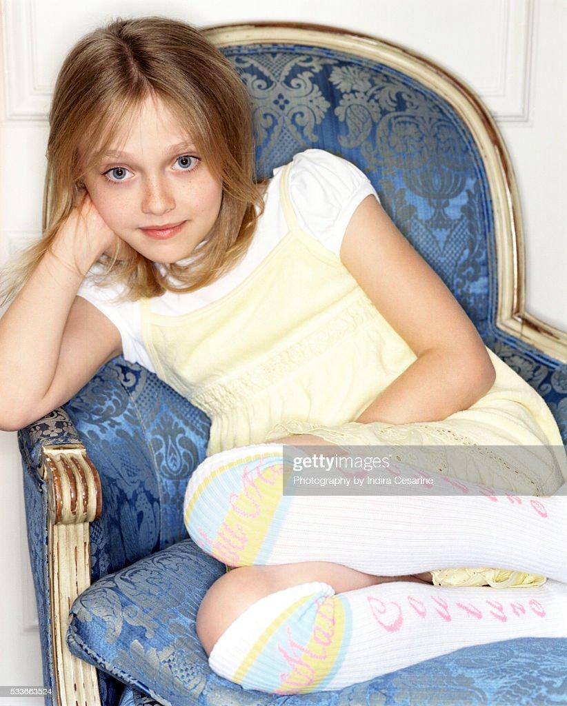 Dakota Fanning News Photo - Getty Images