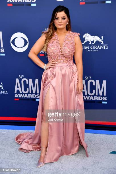 Dakota Hood attends the 54th Academy Of Country Music Awards at MGM Grand Hotel Casino on April 07 2019 in Las Vegas Nevada