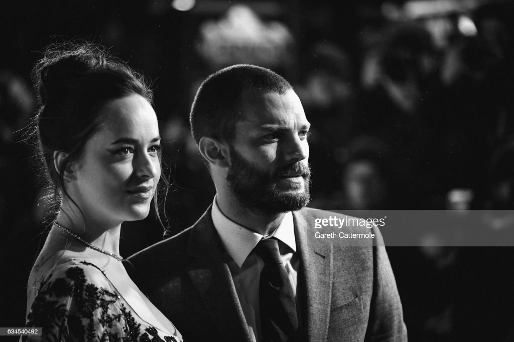 """Fifty Shades Darker"" - UK Premiere - Red Carpet Arrivals : News Photo"