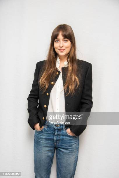 Dakota Johnson at The Peanut Butter Falcon Press Conference at The London Hotel on August 02 2019 in West Hollywood California