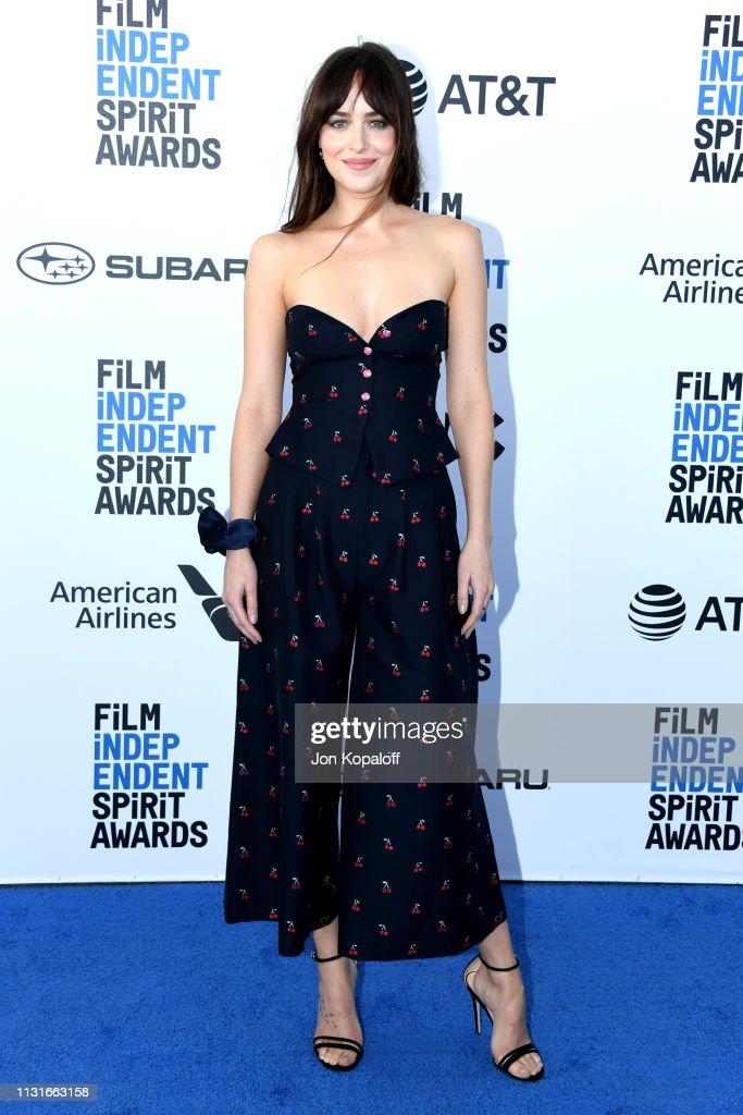 2019 Film Independent Spirit Awards  - Arrivals : News Photo