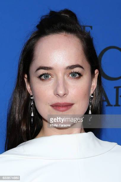 Dakota Johnson attends the 31st Annual American Society of Cinematographers Awards at The Ray Dolby Ballroom at Hollywood Highland Center on February...
