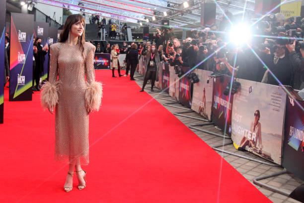 "GBR: ""The Lost Daughter"" UK Premiere - 65th BFI London Film Festival"