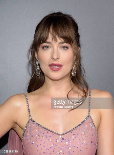 Dakota Johnson attends the premiere of 20th Century FOX's Bad Times At The El Royale at TCL Chinese Theatre on September 22 2018 in Hollywood...