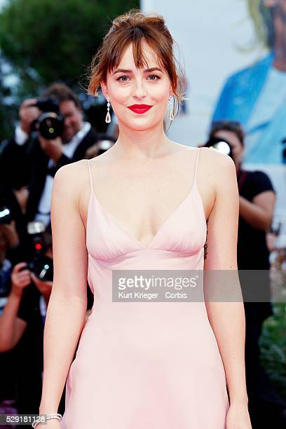 Dakota Johnson Black Mass premiere 72nd Venice Film Festival Venice Italy September 4 2015 ��Kurt Krieger