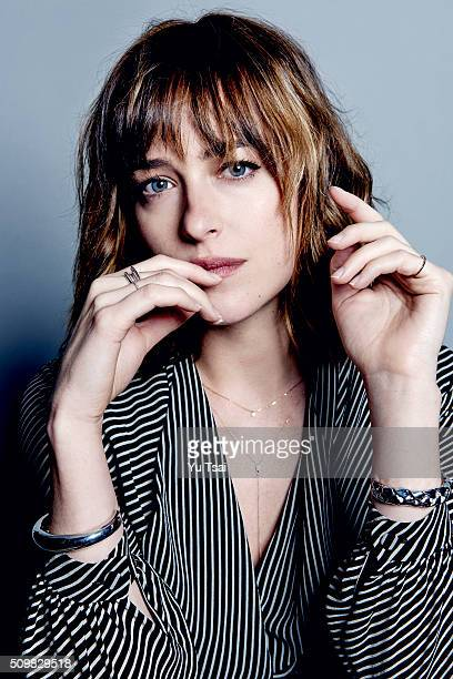Dakota Johnson is photographed at the Toronto Film Festival for Variety on September 12 2015 in Toronto Ontario Published Image