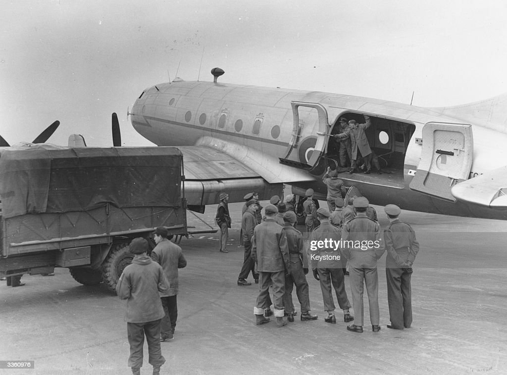 Berlin Airlift : News Photo