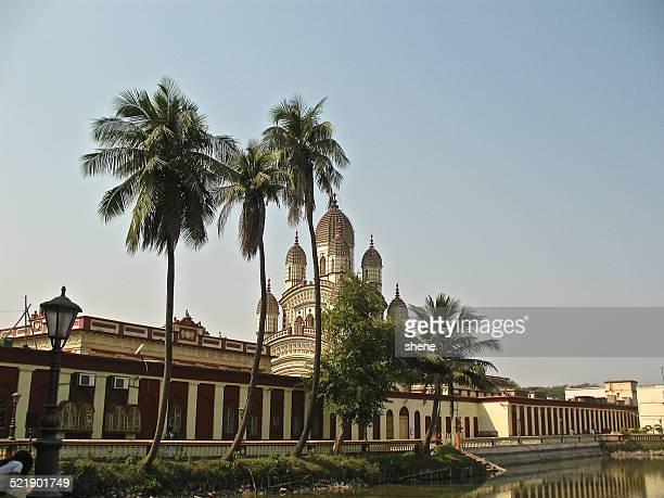 Dakshineswar Kali Temple at Kolkata, India