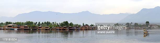 Dal Lake,Srinagar-Panorama
