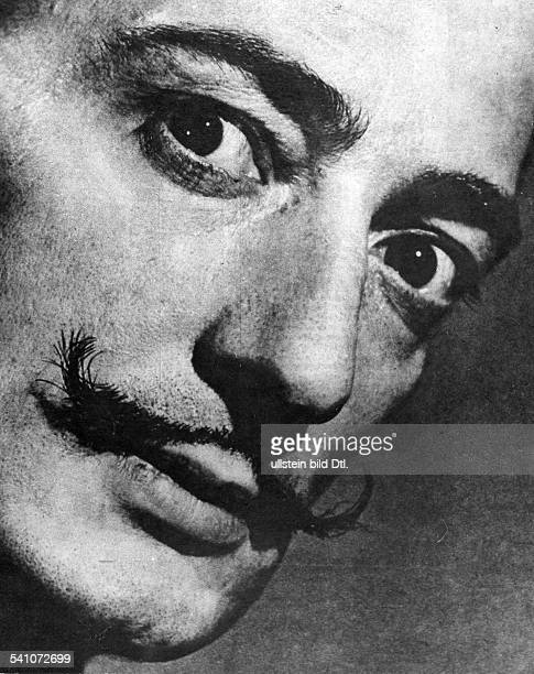 Dalí Salvador *Maler E Portrait 1949