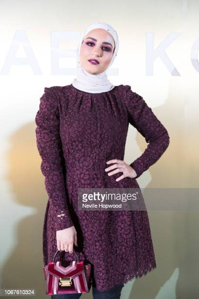 Dalal Al Doub attends a Michael Kors event to celebrate the new Middle East Flagship store now open at The Dubai Mall with local celebrities stylists...