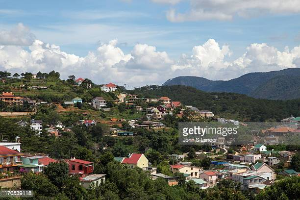 Dalat is located in the Central Highlands of Vietnam The small city was originally designed as a hill station for the French colonists and...