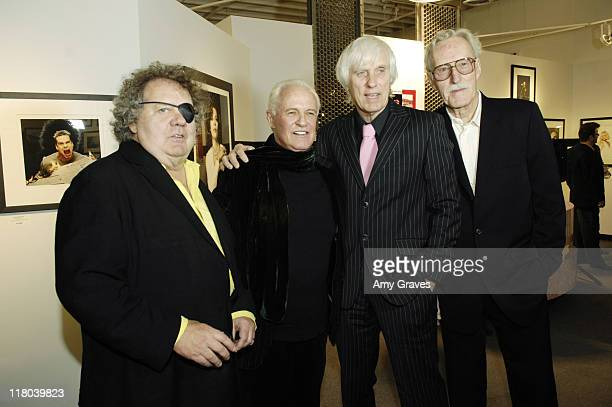 Dale Chihuly, Michael Childers, Douglas Kirkland and William Claxton