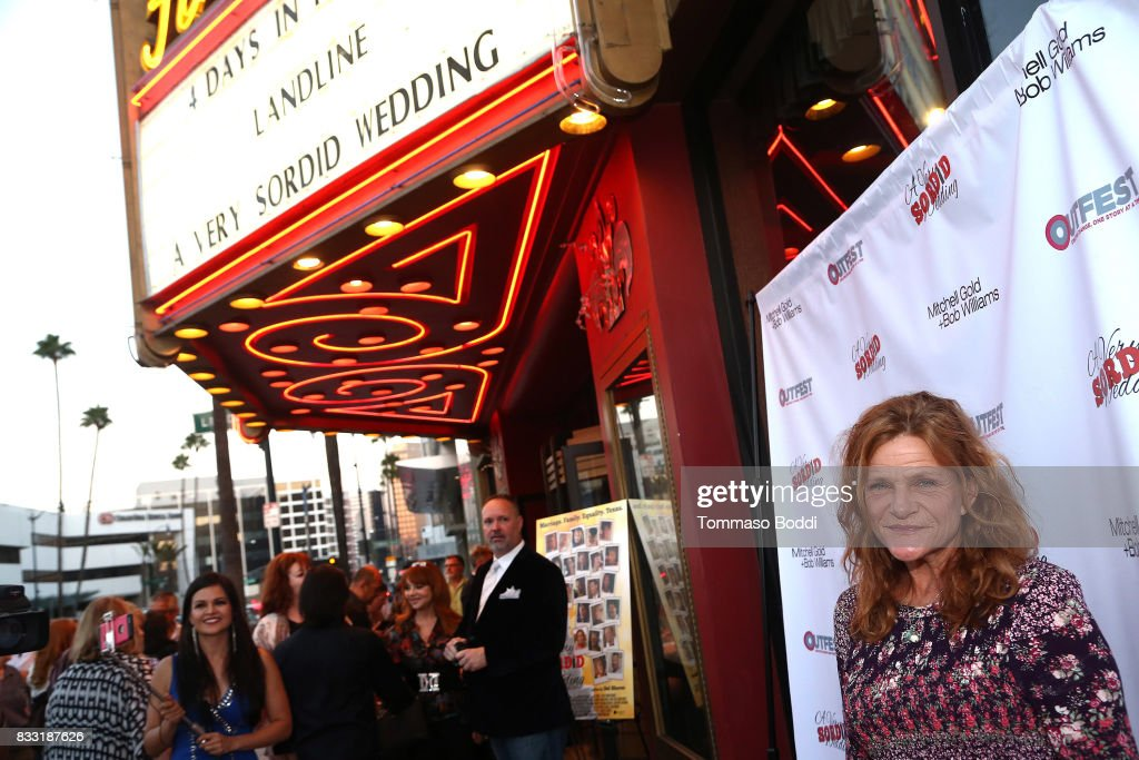 Dale Dickey attends the Premiere Of Beard Collins Shores Productions' 'A Very Sordid Wedding' on August 16, 2017 in Beverly Hills, California.