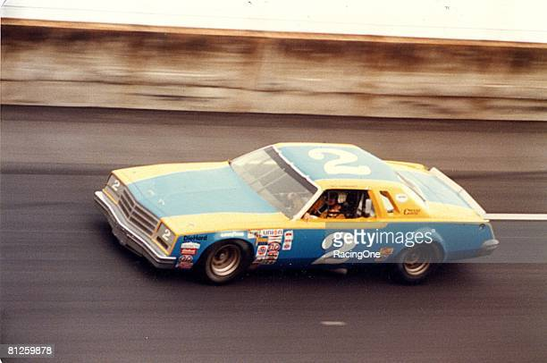 Dale Earnhardt brought home an 8th place finishing in the unsponsored Rod Osterlund Buick on February 18 1979 at the Daytona International Speedway...