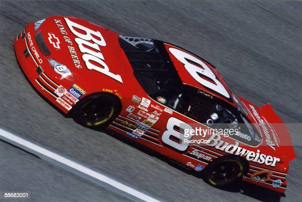 Dale Earnhardt Jr competed in his first ever Daytona 500 finishing 13th on February 20 2000 in Daytona Beach Florida