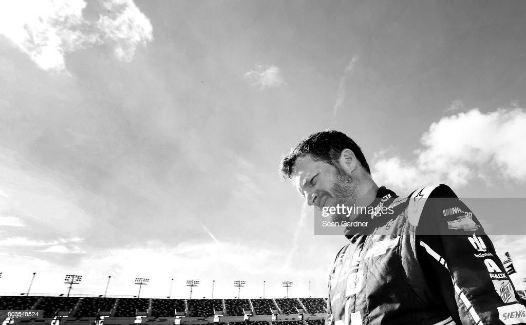 Daytona International Speedway - Day 1