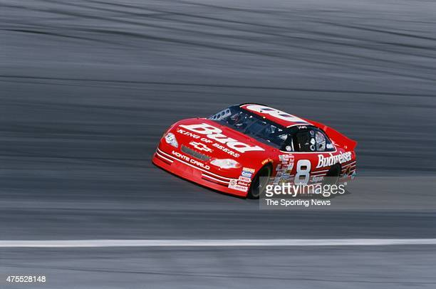 CONCORD NC Dale Earnhardt Jr drives during the UAWGM 500 in Concord North Carolina on October 5 2000