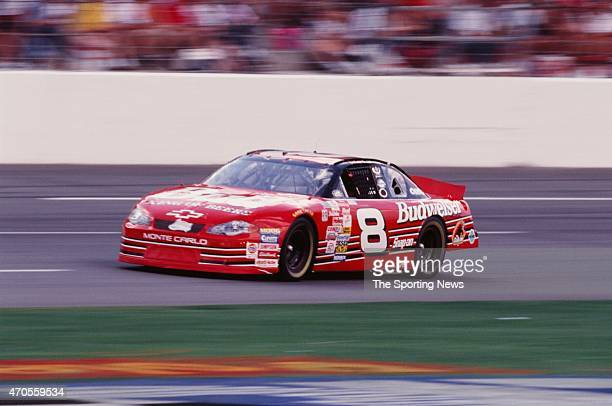 Dale Earnhardt Jr of the car drives during the CocaCola 600 on May 19 2000 at Lowe's Motor Speedway in Concord North Carolina