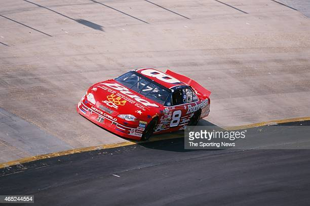 Dale Earnhardt Jr of the car drives during the GoRacingcom 500 Qualifying on August 24 2000 in Bristol Tennessee