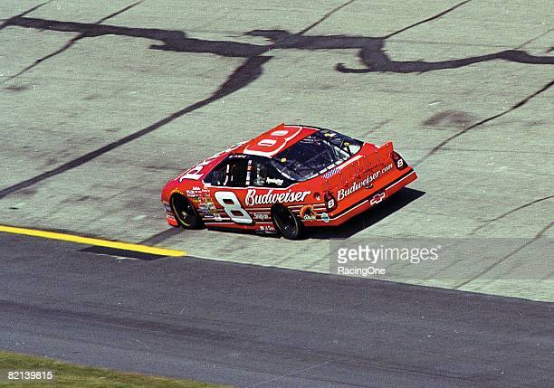 Dale Earnhardt Jr was victorious in the 2001 EA Sports 500 at Talladega driving a Chevrolet He won by a 0388 second margin over Tony Stewart