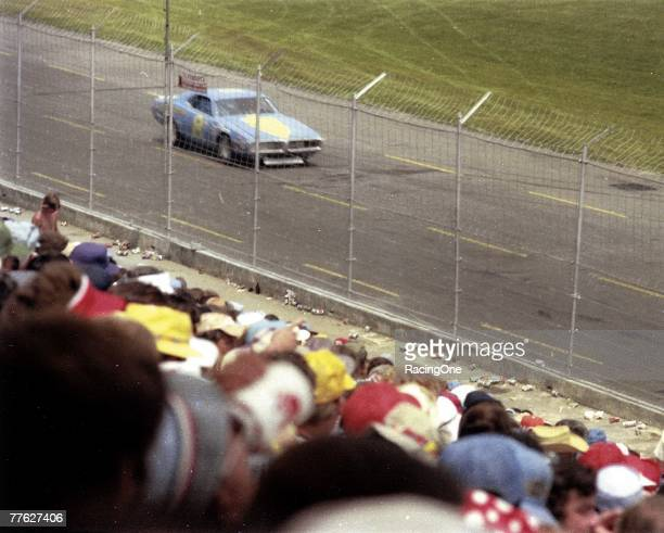 Dale Earnhardt made his first NASCAR Cup start in the 1975 World 600 at Charlotte Motor Speedway in an Ed Negre Dodge The race took place May 25 1975...