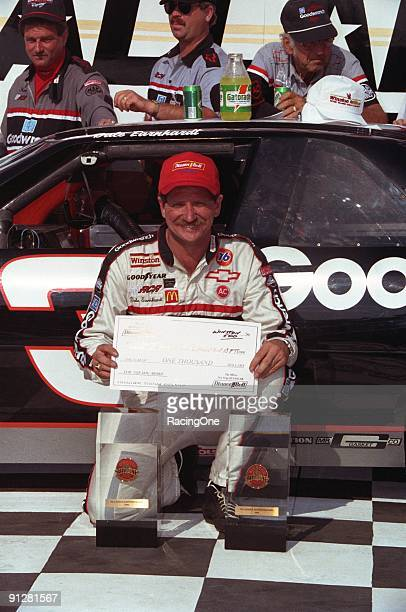 Dale Earnhardt started on the pole and dominated the 1990 Winston 500 at Talladega Superspeedway He would also win the DieHard 500 that year to...