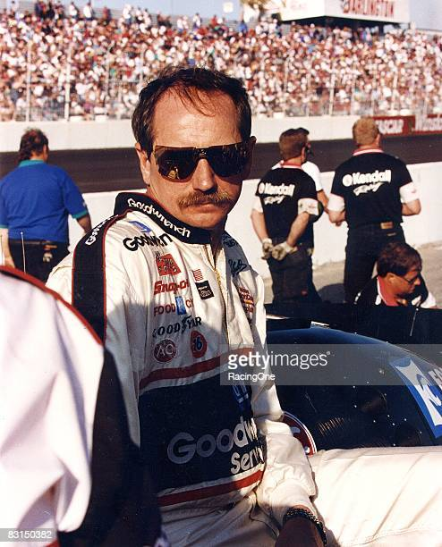 Dale Earnhardt winner of the 1982 Rebel 500 plus 1986 1990 1993 and 1994 TranSouth 500s plus 1987 and 1990 Southern 500s