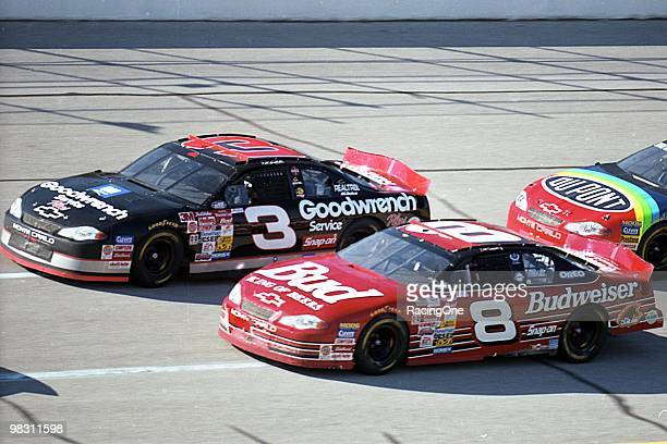 Dale Earnhardt won the very last ÒWinston 500Ó as RJ Reynolds had announced the 2000 race would be the last to carry their cigarette brand name...