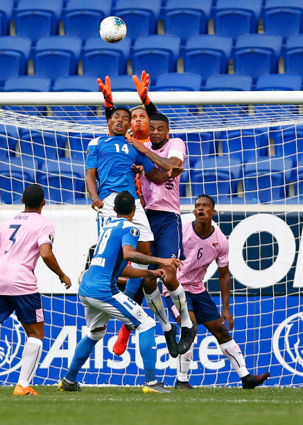 NJ: Bermuda v Nicaragua: Group B - 2019 CONCACAF Gold Cup
