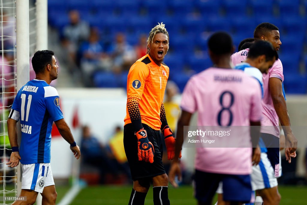 Bermuda v Nicaragua: Group B - 2019 CONCACAF Gold Cup : News Photo
