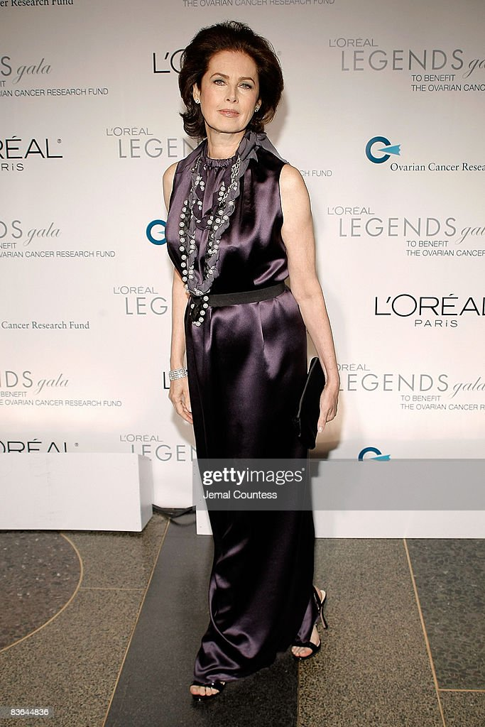 Dale Haddon attends the L'Oreal Legends Gala to Benefit The Ovarian Cancer Research Fund at American Museum of Natural History on November 10, 2008 in New York City.