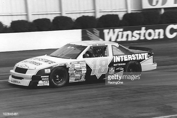 MARTINSVILLE VA Dale Jarrett drove the Interstate Batteries NASCAR Cup Chevrolet for Joe Gibbs Racing from 1992 through 1994 scoring a win in the...