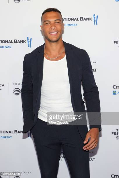 """Dale Moss attends the """"Untitled: Dave Chappelle Documentary"""" Premiere during the 2021 Tribeca Festival at Radio City Music Hall on June 19, 2021 in..."""