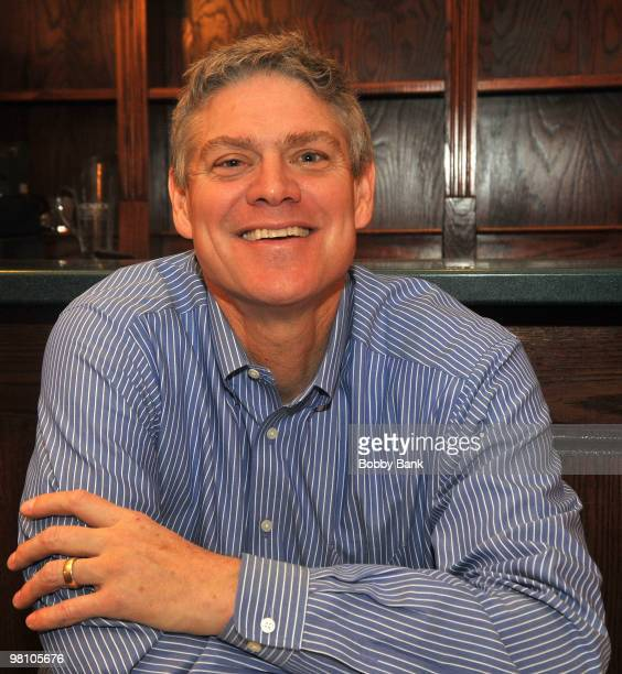Dale Murphy attends the Solid Gold Autograph show at the Meadowlands Plaza on March 27 2010 in Secaucus New Jersey