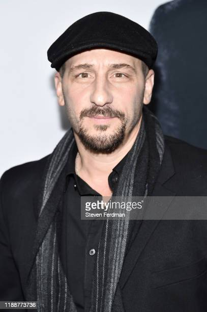 Dale Pavinski attends 21 Bridges New York Screening at AMC Lincoln Square Theater on November 19 2019 in New York City
