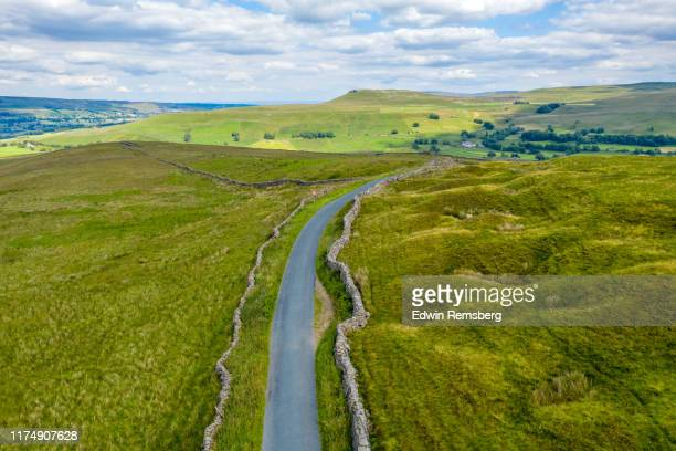 dale road - aerial view stock pictures, royalty-free photos & images