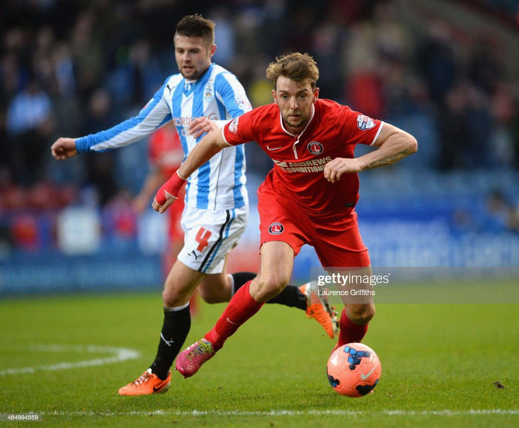 Huddersfield Town v Charlton Athletic - FA Cup Fourth Round